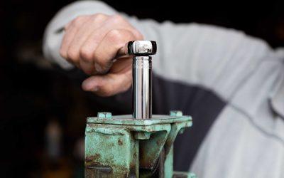 Repairing a Yarder
