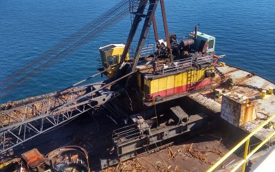 Crane Repairs and Rebuilds are Part of our Expertise